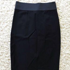INC black Pencil Skirt. Size small.